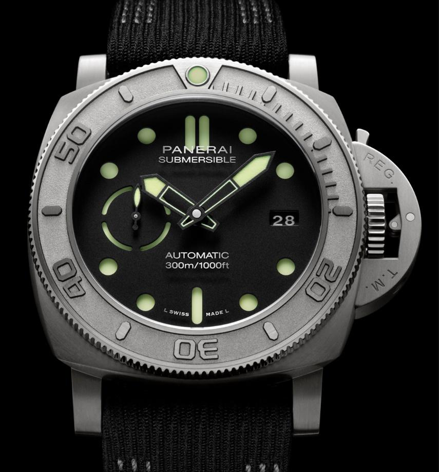 Panerai Submersible Mike Horn Edition PAM 984: