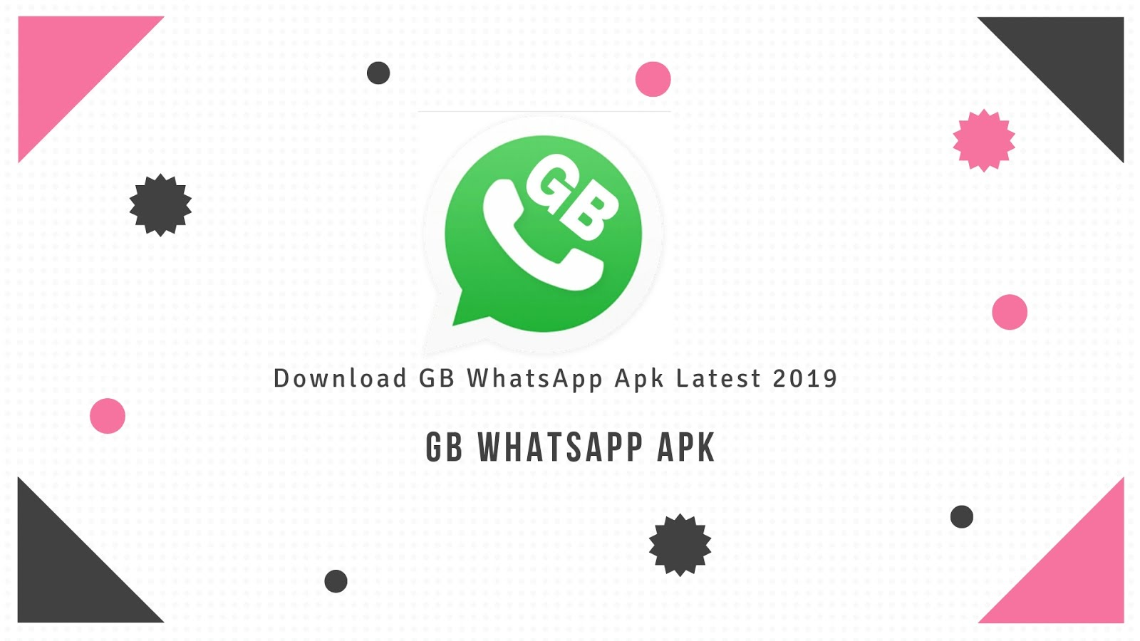 Download and install GBWhatsApp for Android