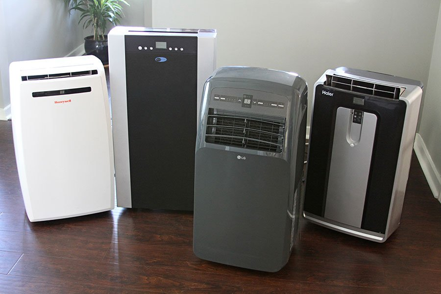 Features and benefits of portable air conditioners with heater