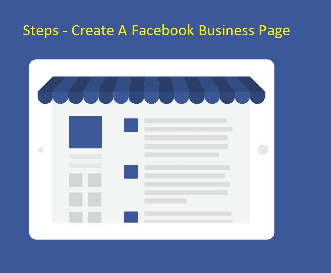 Steps To Create A Facebook Page For Your Business