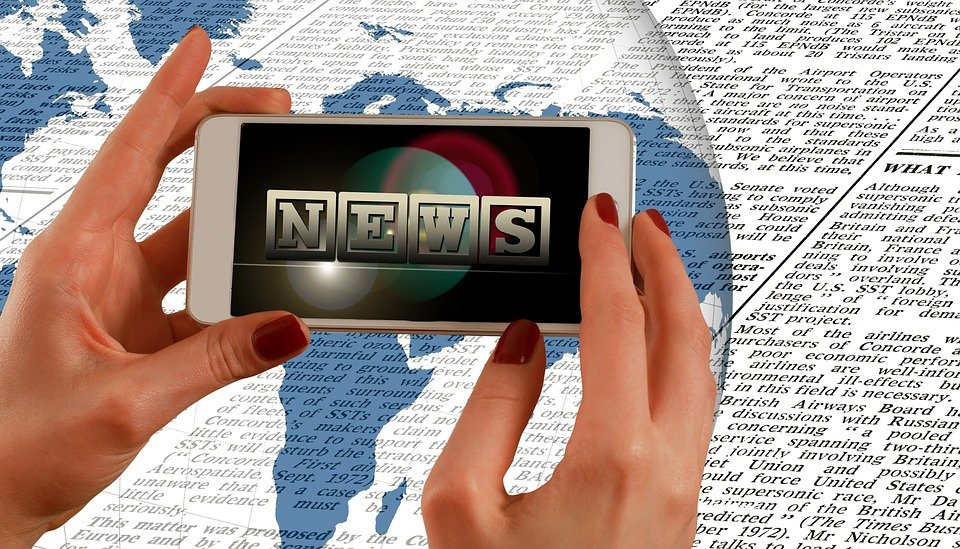 All News in India You Need with the Best News Apps