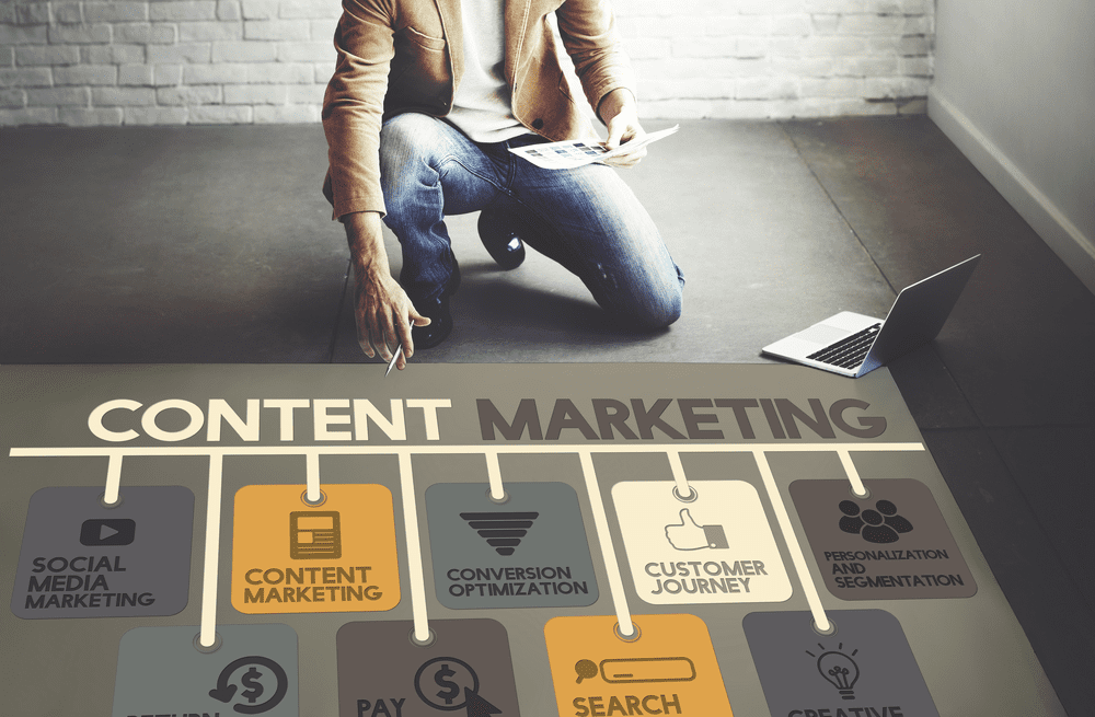 Winning Content Marketing Strategies That You Won't like to Miss