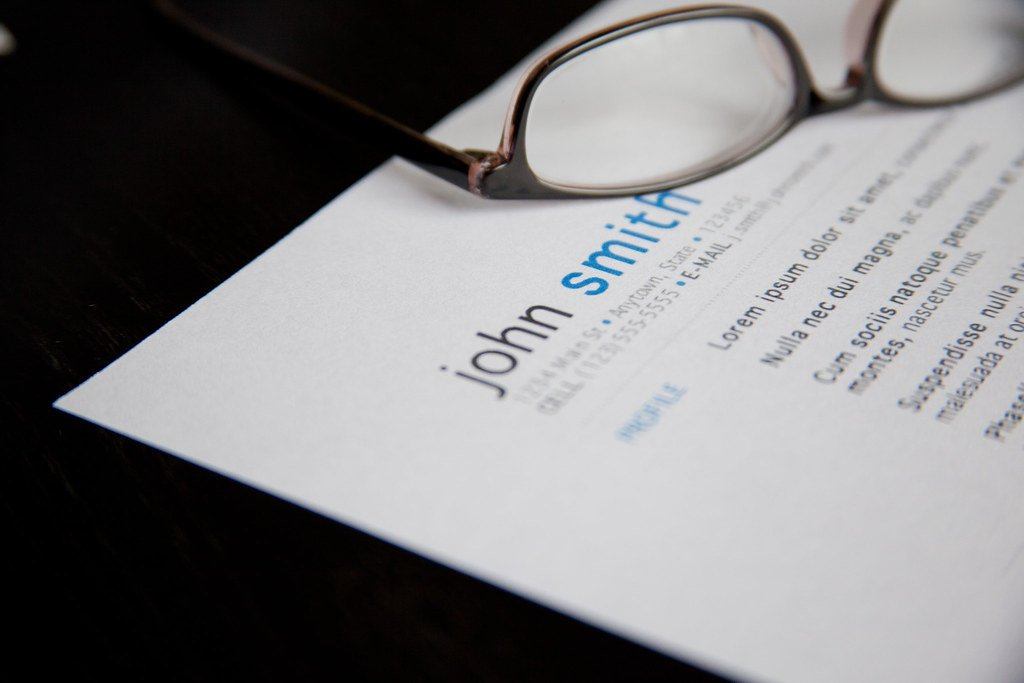 6 Tips And Suggestions About Writing A Resume For Digital Marketing