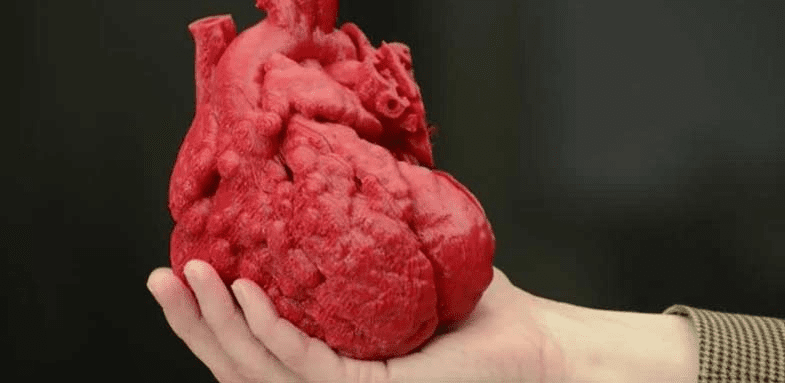Recent advances in 3D printing technology - 3d heart