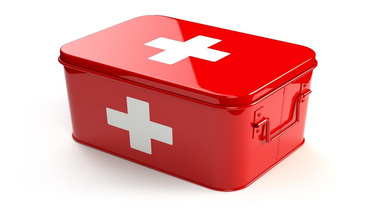 First-Aid Kit - Tools You Must Have in Your Garage