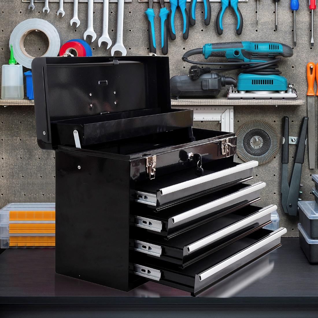 storage/toolbox - Tools You Must Have in Your Garage