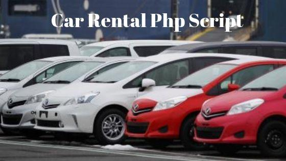 Important Features In A Car Rental Listing Script