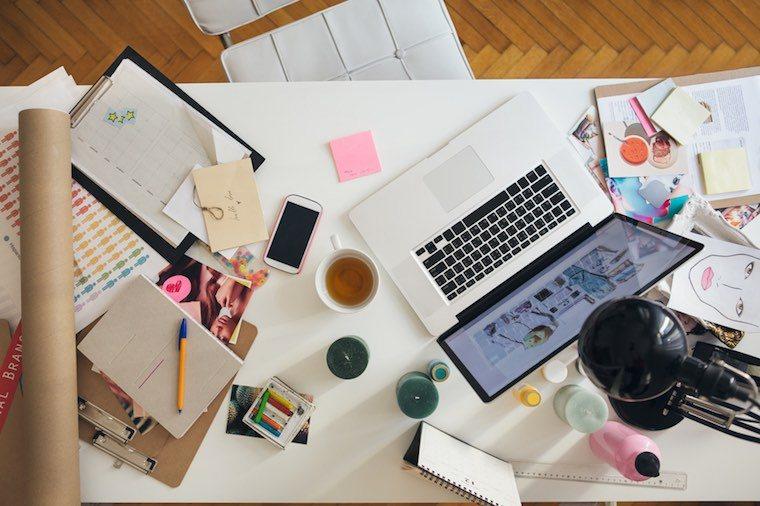 Workspace organisation