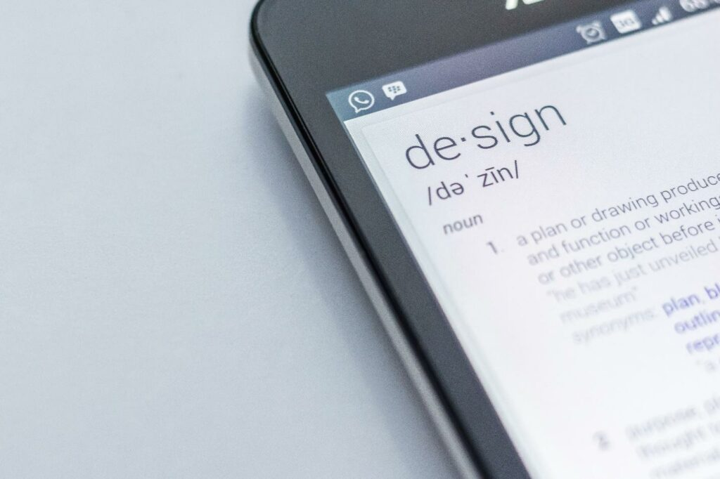 Main Rules of Web Design