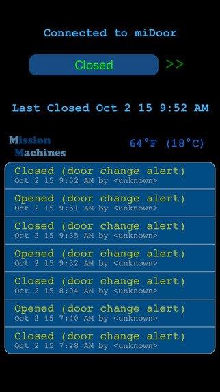 Top 9 Garage Door Opener Apps For Iphone Ios Mindxmaster