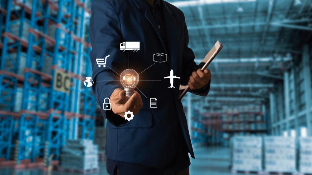Supply Chain Management Blockchain