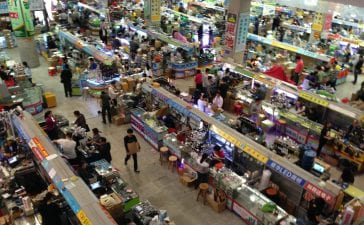 shop for electronics using personal loan