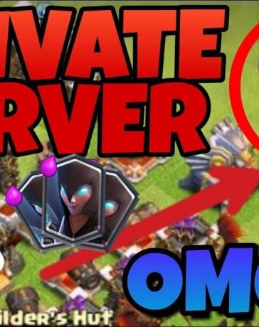 Clash of Clans Private Servers to Play in 2020