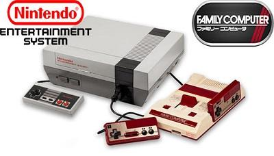 Nintendo Entertainment System (NES) and Family Computer