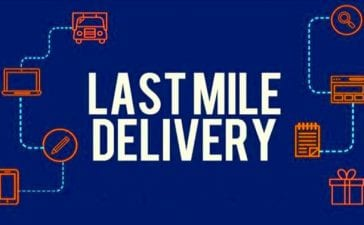 Important things to consider while developing a last-mile delivery app