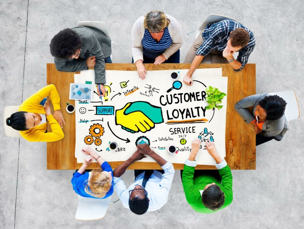 Builds Trust and Customer Loyalty - Outsourced eCommerce Solutions