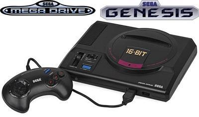 Sega Mega Drive and Sega Genesis