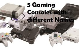 5 Consoles that Have Different Names in Different Countries