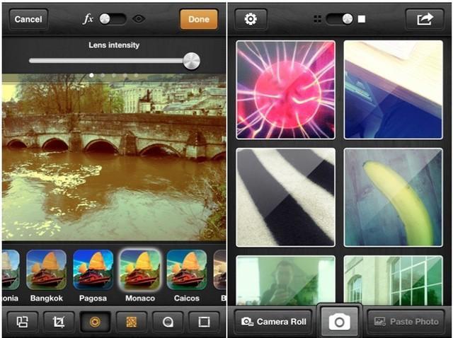 Wood camera  - Stunning and Effective App Website Designs