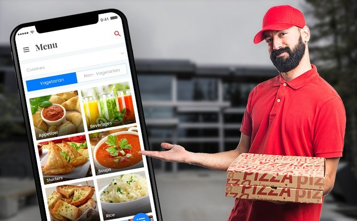 Build a Successful On-demand Food-Delivery App like Swiggy