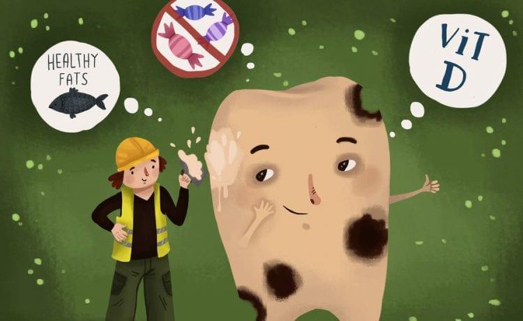 Fluoride Varnish Help Prevent Caries