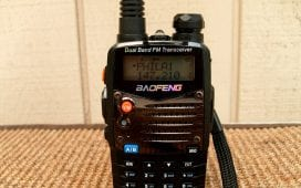 Dual-Band Mobile Ham Radios