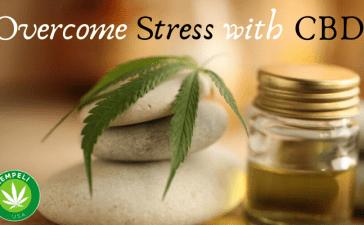 Overcome Stress with CBD