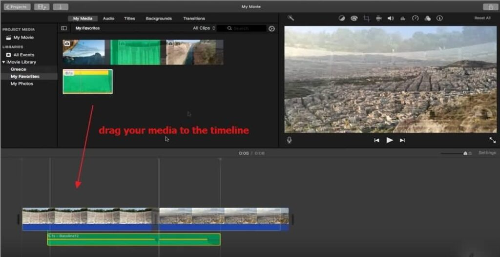 iMovie Best Free & Affordable Movie Editors for Mac