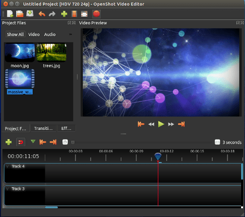 OpenShot Free & Affordable Movie Editors for Mac