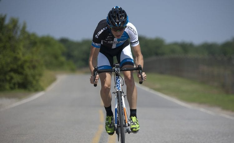 What Parts of the Body Does Cycling Tone?
