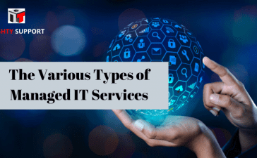 6 Types of Managed IT Services: Every Business needs to Drive Success