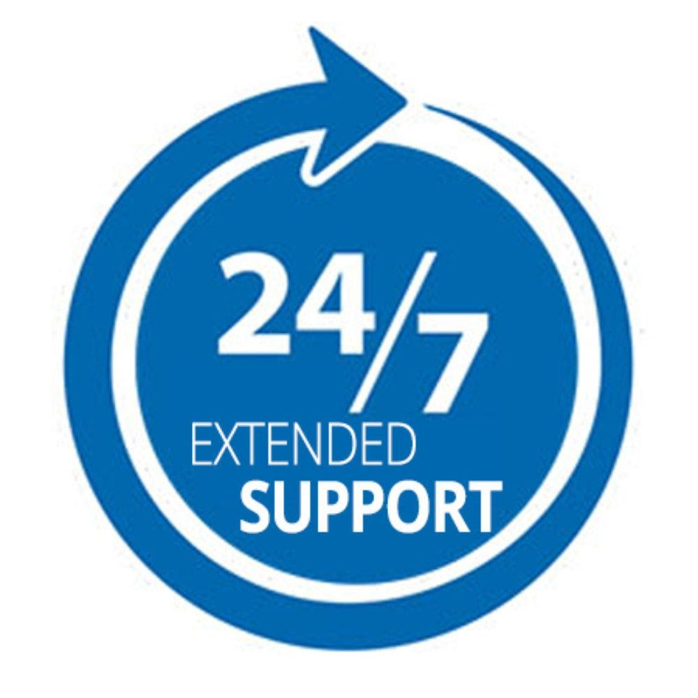 24 hour support. Types of Managed IT Services: