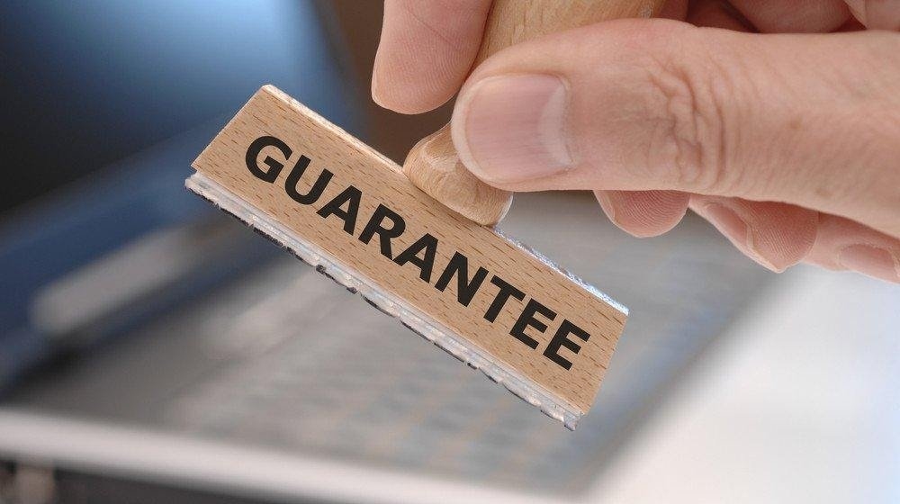 guarantee from seller in solo  Ads Campaigns