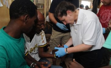 assisting Elderly Through The Coronavirus Pandemic