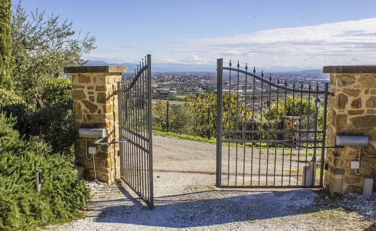 Why Choose Electric Gates