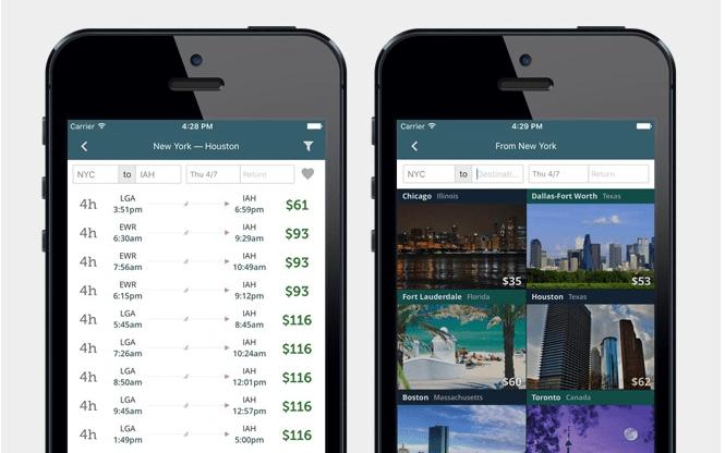 SkipLagged Mobile app