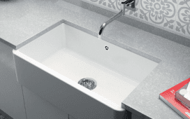 Kitchen Sink: Material is perfect in buying online
