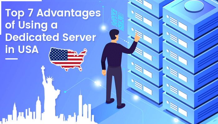 Using a Dedicated Server in The USA