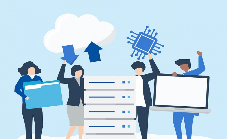 Impact of COVID 19 on the Cloud Industry