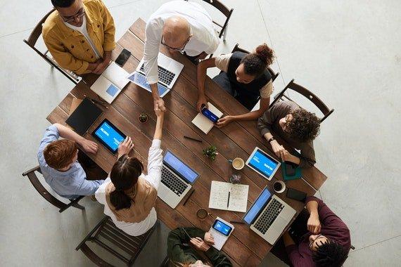 workspace culture positivity