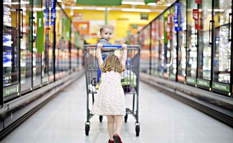Grocery Shop for Your Family with Ease