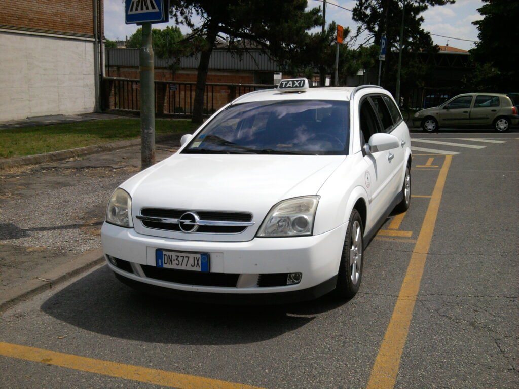 Efficient booking of taxi