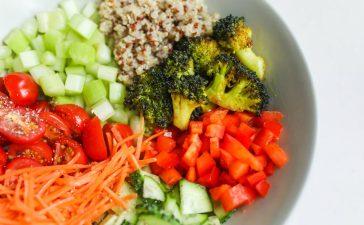Diet Tips - Salad pic