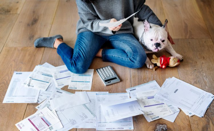 Find Yourself in Credit Card Debt