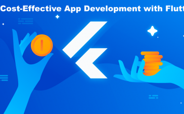 How flutter can help to reduce overall mobile app development cost