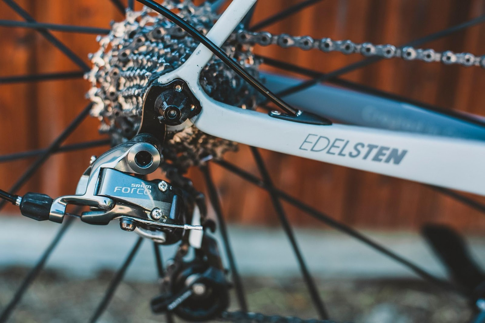 right bicycle gear