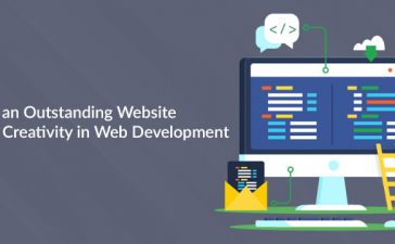 Make an Outstanding Website Using Creativity in Web Development