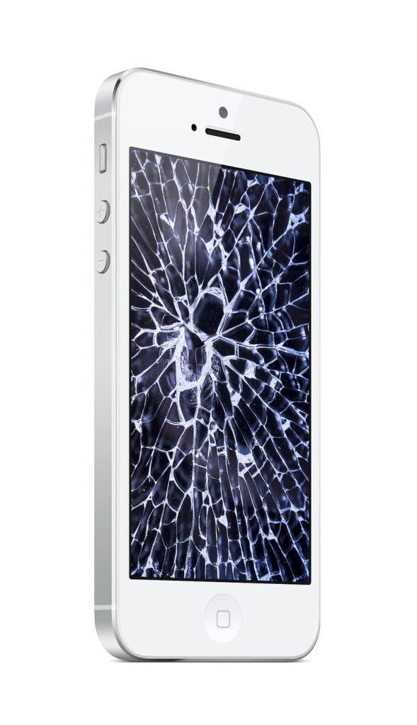 Broken Phone's Screen