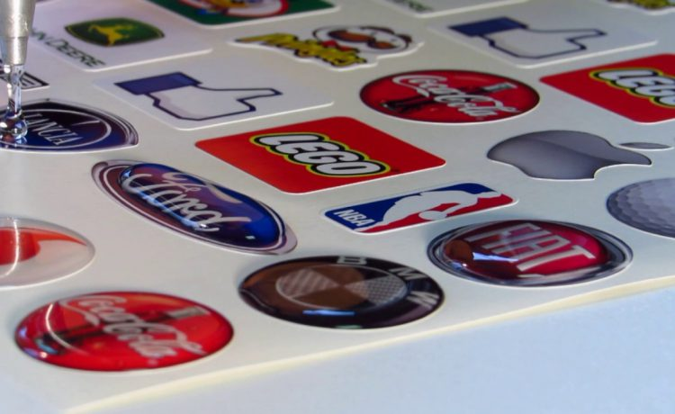 Types of Stickers & Labels And Their Usage