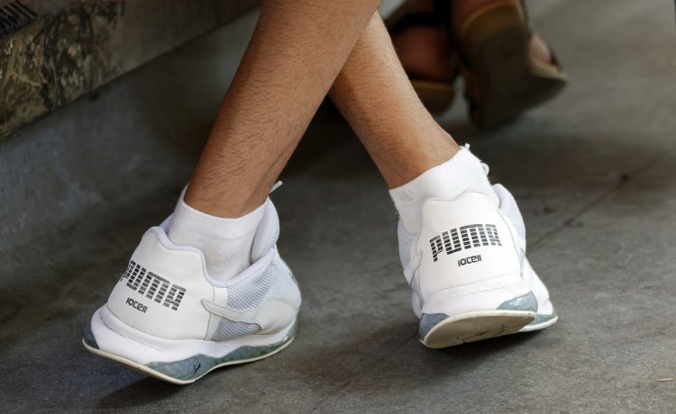 How To Wear Sneakers With Socks This Fall